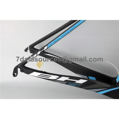 BH G6 Carbon Road Bike Bicycle Frame Blue-BH G6 Frame