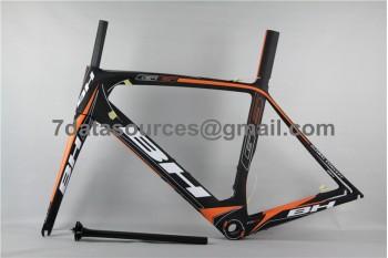 BH G6 Carbon Road Bike Bicycle Frame Orange