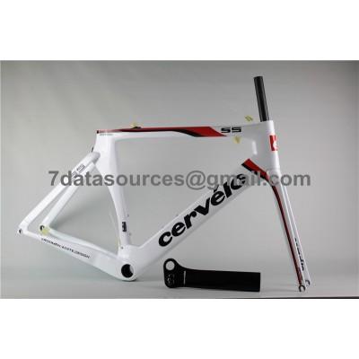 Cevelo S5 Carbon Road Bike Bicycle Frame Shining-Cervelo Frame