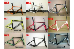 Carbon New Road Cipollini Bike Frame NK1K