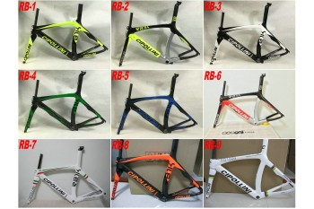 Carbon Road Cipollini Bike Frame RB1000