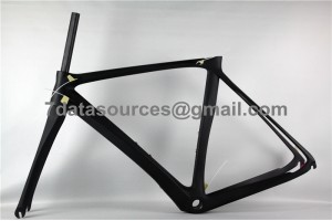De Rosa 888 Carbon Fiber Road Bike Bicycle Frame No Decals
