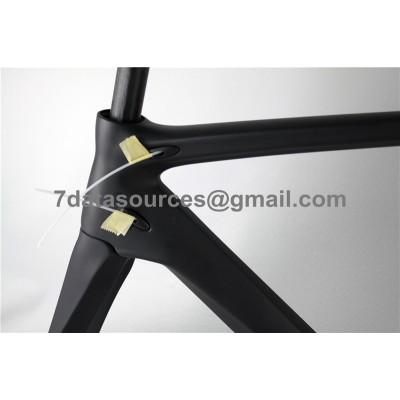 De Rosa 888 Carbon Fiber Road Bike Bicycle Frame No Decals-De Rosa Frame