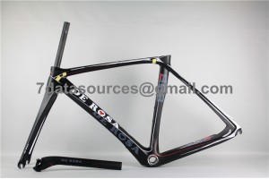 De Rosa 888 Carbon Fiber Road Bike Bicycle Frame Black