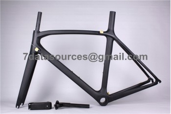Look 695 Carbon Fiber Road Bike Bicycle Frame No Decals