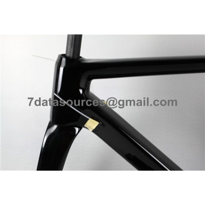 Carbon Fiber Road Bike Bicycle Frame Mendiz RST No Decals-Mendiz Frame