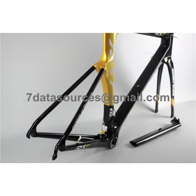 Carbon Fiber Road Bike Bicycle Frame Mendiz RST Gold-Mendiz Frame