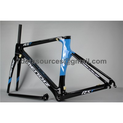 Carbon Fiber Road Bike Bicycle Frame Mendiz RST Red-Mendiz Frame