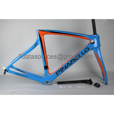 Pinarello Carbon Road Bike Bicycle Dogma F8 Blue-Dogma F8