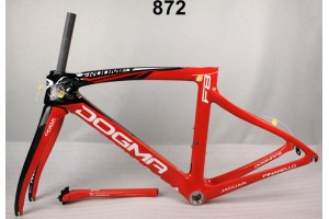 Pinarello Carbon Road Bike Bicycle Dogma F8 Team Sky Red
