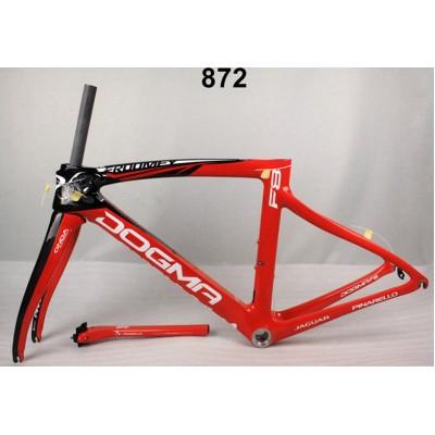 Pinarello Carbon Road Bike Bicycle Dogma F8 Team Sky Red-Dogma F8