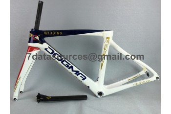 Pinarello Carbon Road Bike Bicycle Dogma F8 Wiggins 51.5cm