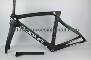 Pinarello Carbon Road Bike Bicycle Frame Dogma F8 Green