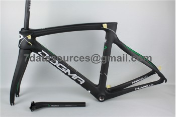 Pinarello Carbon Road Bike Bicycle Frame Dogma F8 Green
