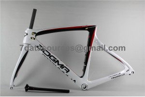 Pinarello Carbon Road Bike Bicycle Frame Dogma F8 51.5cm