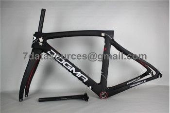 Pinarello Carbon Road Bike Bicycle Frame Dogma F8 Red