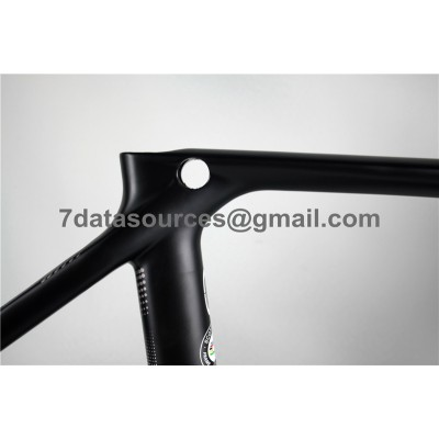 Carbon Fiber Road Bike Bicycle Frame Scott Bob Low Gloss-Scott Frame
