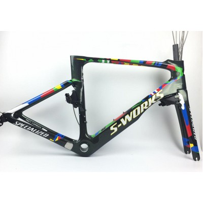 S-works Venge ViAS Bicycle Carbon Frame Dics brake Axles-S-Works VIAS Disc Brake