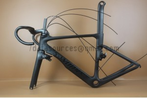 S-works Venge ViAS Bicycle Carbon Frame 54cm PF30
