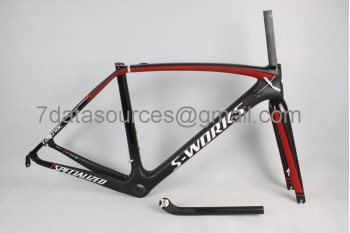 Specialized Road Bike S-works SL5 Bicycle Carbon Frame 56cm PF30