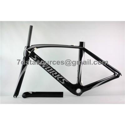 Specialized Road Bike S-works Bicycle Carbon Frame Venge Black-S-Works Venge