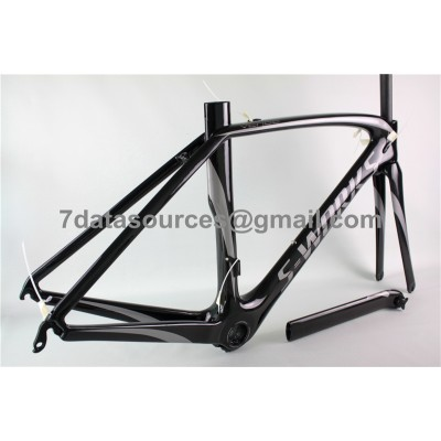 Specialized Road Bike S-works Bicycle Carbon Frame Venge Black-S-Works Venge
