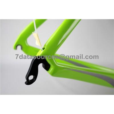 Specialized Road Bike S-works Bicycle Carbon Frame Venge Green-S-Works Venge