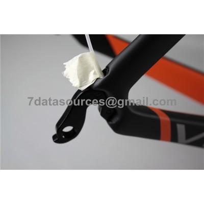Specialized Road Bike S-works Bicycle Carbon Frame Venge Orange-S-Works Venge