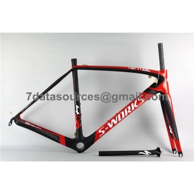 Specialized Road Bike S-works SL4 Bicycle Carbon Frame-S-Works SL4
