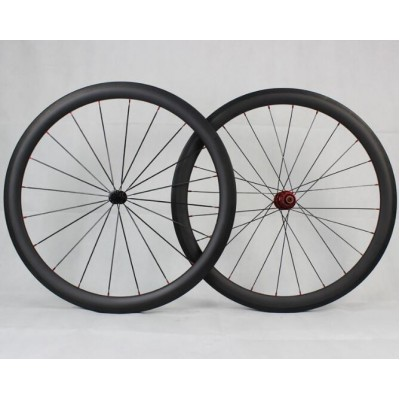 Clincher Wheels Carbon Road Bike Disc wheels-Carbon Road Bicycle Wheels