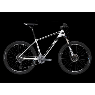 UCC MTB Carbon Bicycle The Terminator Version White Complete Bike-The Terminator Complete Bike