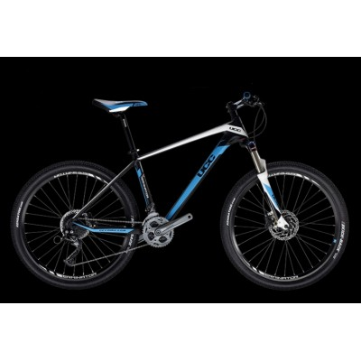 UCC MTB Carbon Bicycle The Terminator Version Blue Complete Bike-The Terminator Complete Bike