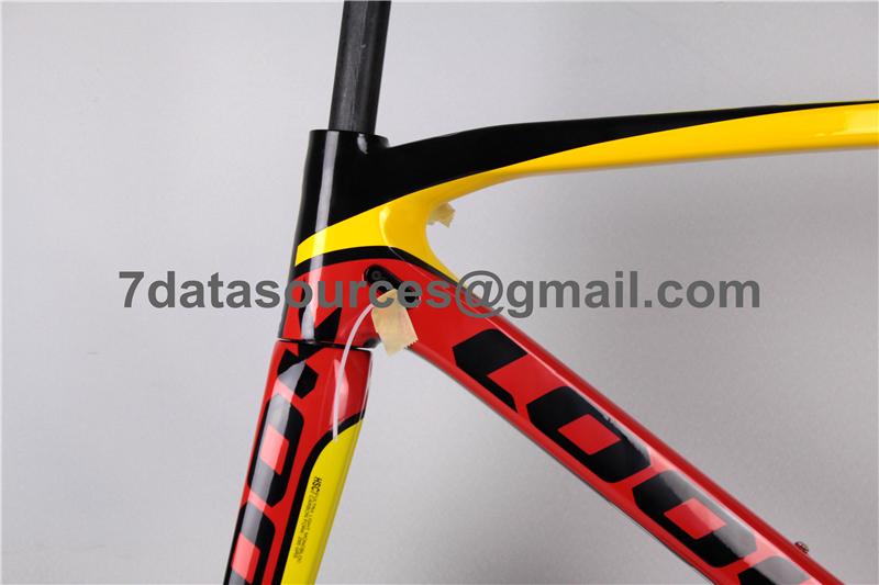 how to add a bike lock to a bike frame