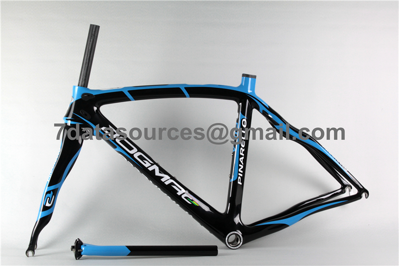 pinarello carbon road bike bicycle frame dogma 651
