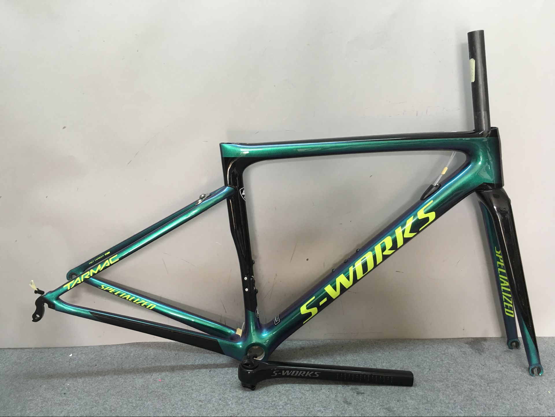 Carbon Fiber Road Bike >> Carbon Fiber Road Bike Bicycle Frame Sl6 Specialized