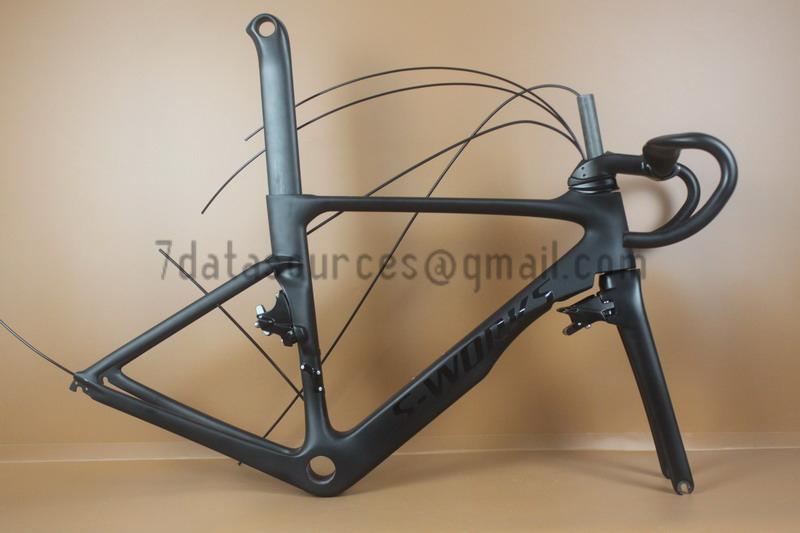 S Works Venge Vias Bicycle Carbon Frame Mpn17viasv13sku
