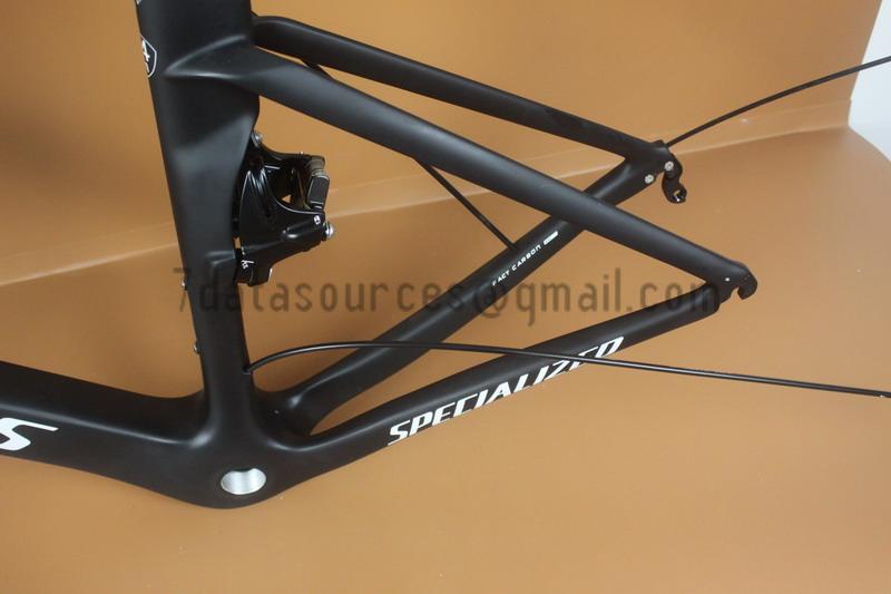 S Works Venge Vias Bicycle Carbon Frame Mpn17viasv9sku