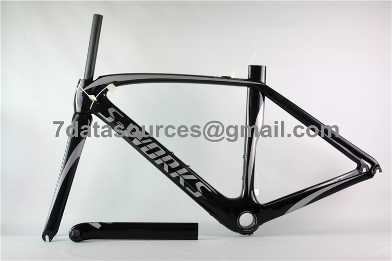 Specialized Road Bike S-works Bicycle Carbon Frame Venge Black