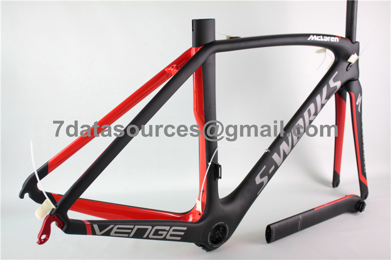 Specialized Road Bike S-works Bicycle Carbon Frame Venge